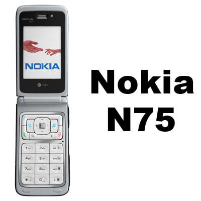 3ds max nokia n75