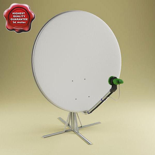 satellite aerial v5 max