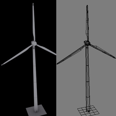 max electric windmill