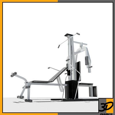 home gym 3ds
