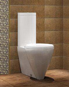 3d model of hera 31001 toilet