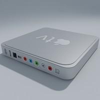 3d apple itv model