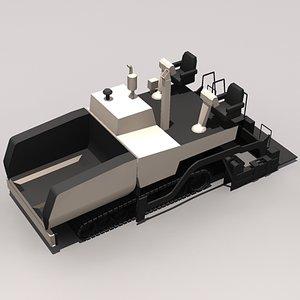 3d pf-5510 equipment model