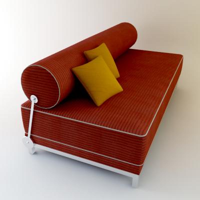 twilight sleep sofa 3d max