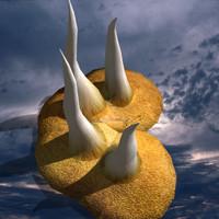 3d spire talons model