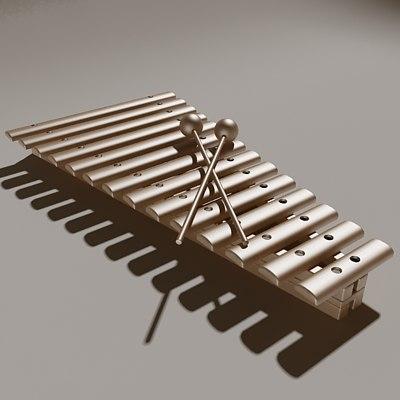 maya xylophone