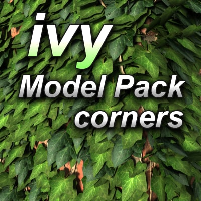 3ds max ivy corners