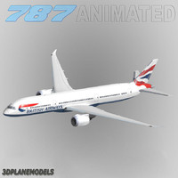 B787-9 British Airways