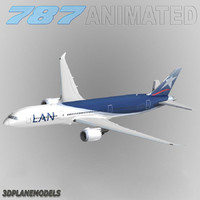 B787-9 LAN Chile Airlines