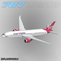B787-9 Virgin Atlantic Airways