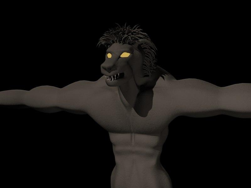 werewolf beast lw