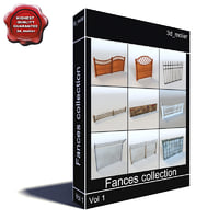 Fences collection