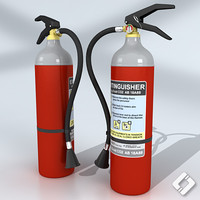 extinguisher co2 max