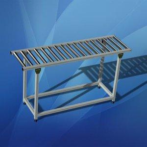 gravity roller conveyor 3d 3ds