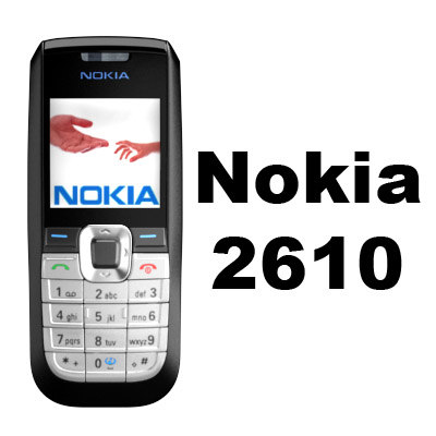 nokia 2610 3d max