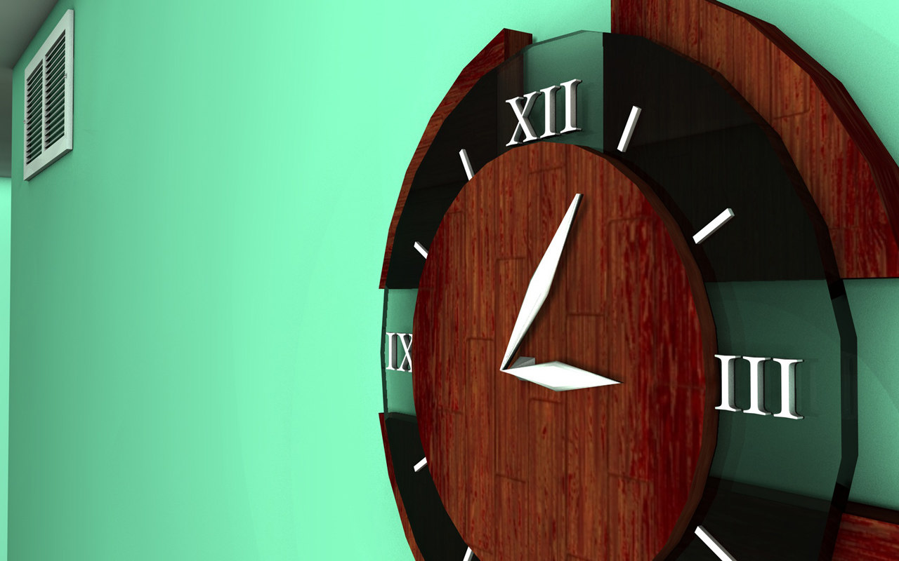 cinema4d clock