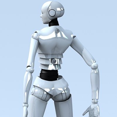 Female Robot