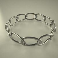 3ds max bracelet accessories