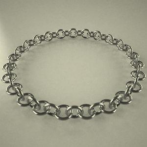 3dsmax bracelet accessories
