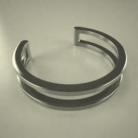 bracelet accessories 3d model