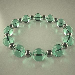 3d model bracelet accessories