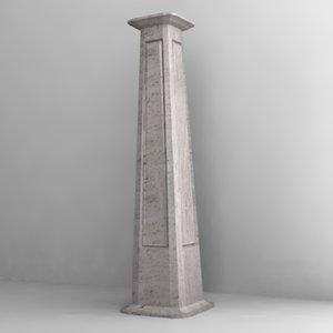 maya column