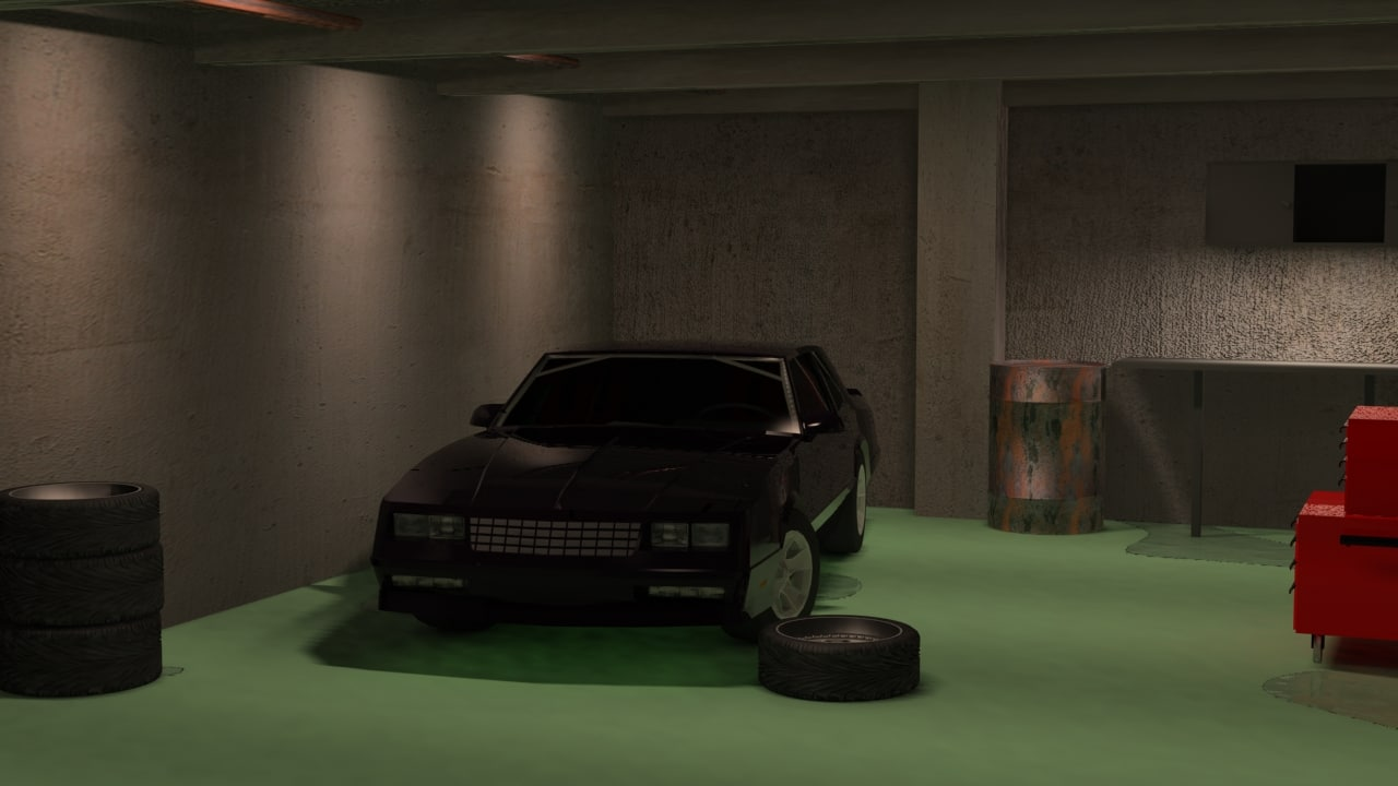 max monte carlo ss garage