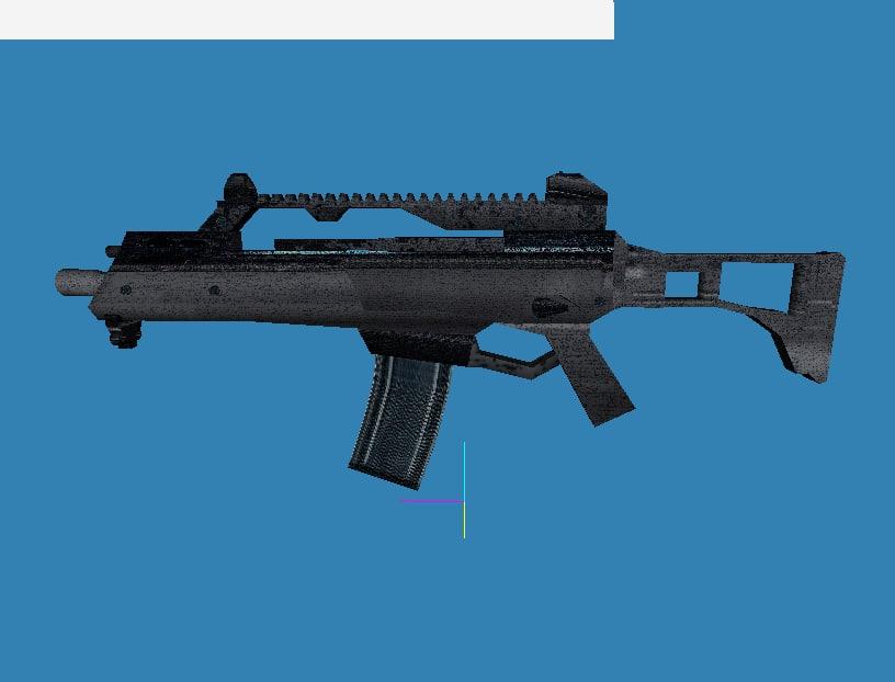 3d g36c model