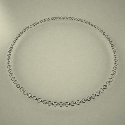 3d neck necklace
