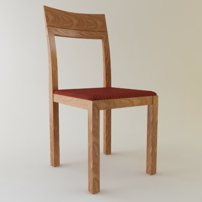 chair designer emphasis - max