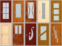 3d max wood doors