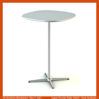 ma arne jacobsen table