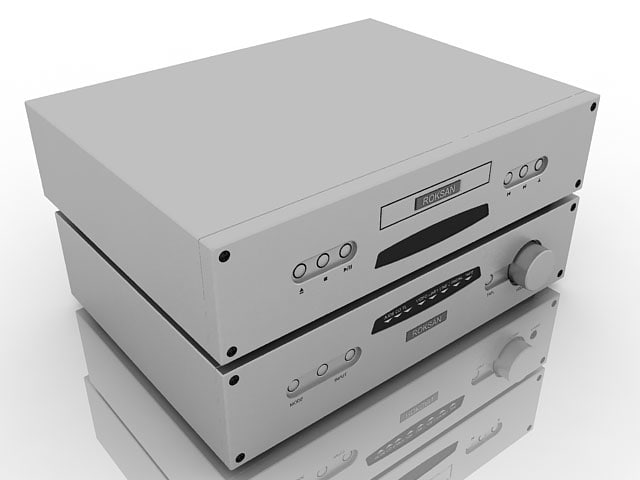 roksan cd player 3ds