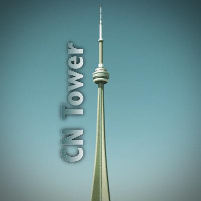cn tower max