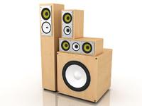 speaker set 3d 3ds