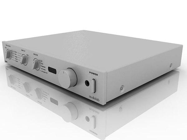 3ds max audiolab cd recorder
