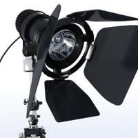 studio light agfa spotlight 3d model