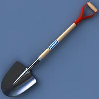 Fireman shovel