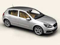 Generic Car Compact Class