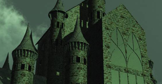 gothic castle 3ds