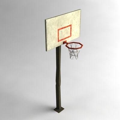 basketball hoop max