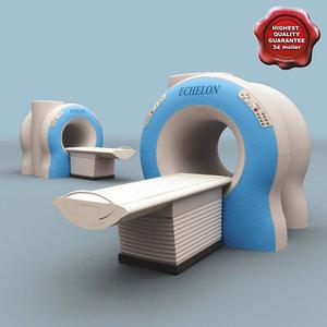 3ds max medical scanner vega