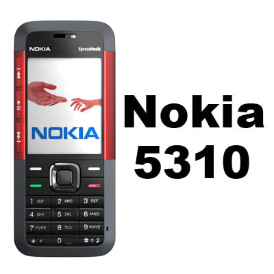 nokia 5310 3d max