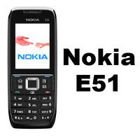 3d nokia e51 model