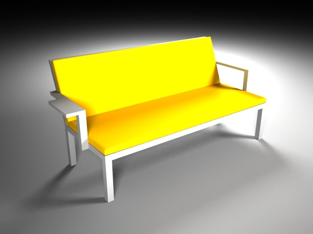 sofa etra 3ds