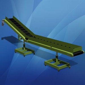 max special belt conveyor
