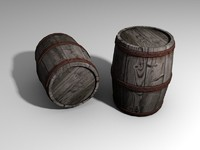 3d 3ds barrel