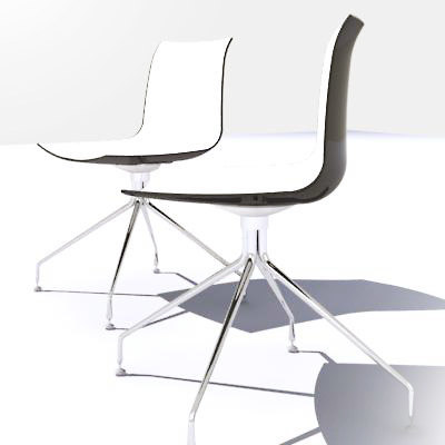 3d catifa chair model