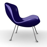dxf modern chair