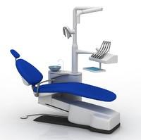 3dsmax dental chair dentist